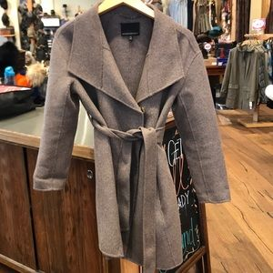 Banana Republic XS wool coat